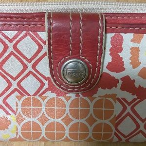 Fossil Bags - Vintage Fossil Wallet